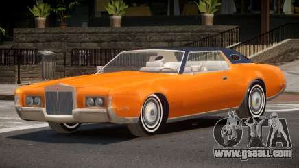 1975 Lincoln Continental V1.0 for GTA 4