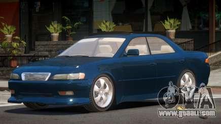 Toyota Mark 2 ST for GTA 4