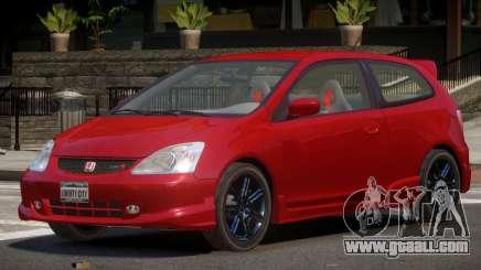 Honda Civic Type R V1.0 for GTA 4