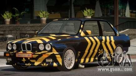 BMW M3 E30 RS PJ3 for GTA 4