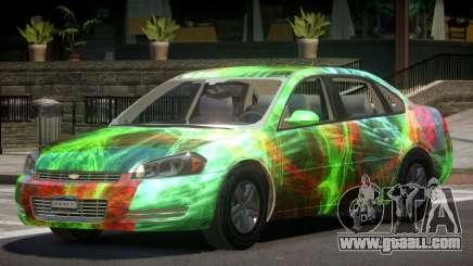 Chevrolet Impala RS PJ3 for GTA 4