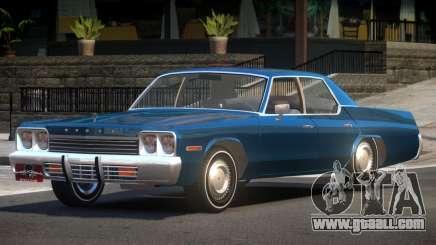 1975 Dodge Monaco V1.0 for GTA 4