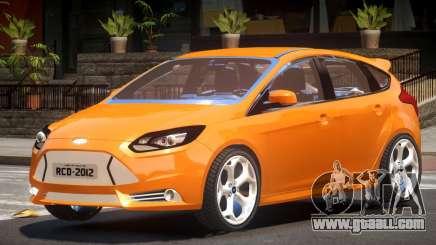 Ford Focus 3 V1.0 for GTA 4