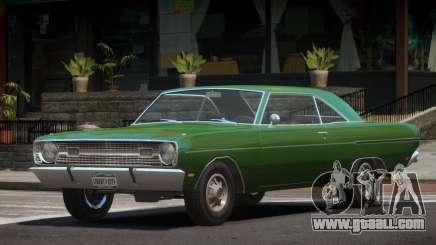 1970 Dodge Dart V1.0 for GTA 4