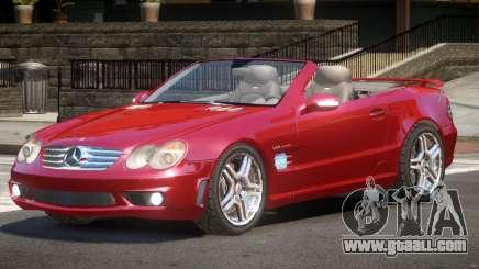 Mercedes Benz SL65 V1.1 for GTA 4