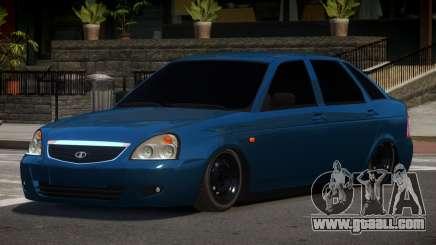 Lada Priora 2172 Tuned for GTA 4