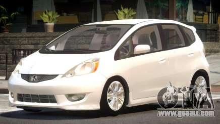 Honda Fit V1.0 for GTA 4