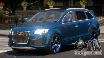 Audi Q7 LT for GTA 4