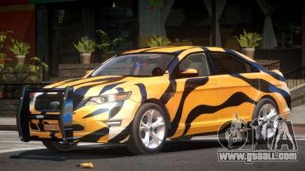 Ford Taurus Spec A PJ5 for GTA 4