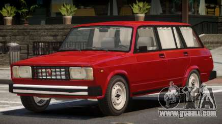 VAZ 2104 UL for GTA 4