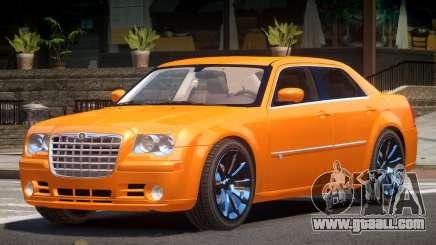 Chrysler 300C V1.1 for GTA 4