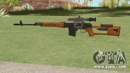 SVD Dragunov (Rising Storm 2: Vietnam) for GTA San Andreas