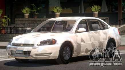 Chevrolet Impala RS PJ1 for GTA 4