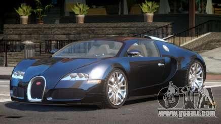 Bugatti Veyron 16.4 Sport for GTA 4