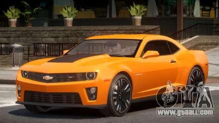 Chevrolet Camaro ZL1 Sport for GTA 4