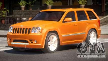 Jeep Grand Cherokee R-Tuning for GTA 4