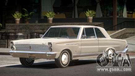1965 Ford Mercury for GTA 4
