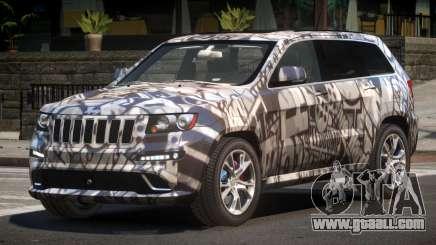 Jeep Grand Cherokee ST PJ1 for GTA 4