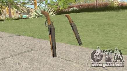 Sawed-Off Shotgun (Rising Storm 2) for GTA San Andreas
