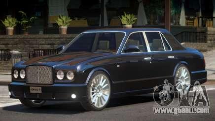2011 Bentley Arnage T for GTA 4