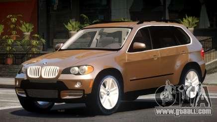 BMW X5 E70 ST for GTA 4