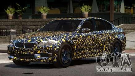 BMW M5 F10 LT PJ4 for GTA 4