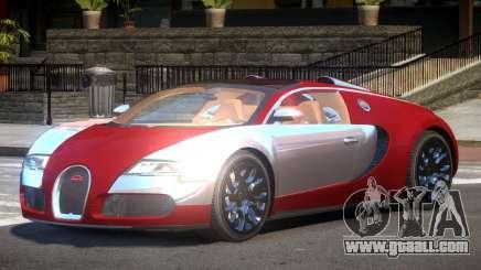 Bugatti Veyron GT-Sport for GTA 4