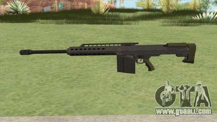 Heavy Sniper GTA V (Green) V2 for GTA San Andreas
