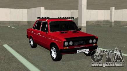 VAZ 2106 Farm for GTA San Andreas