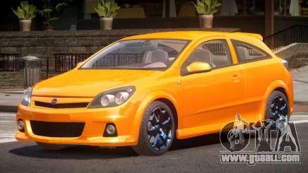 Opel Astra Edit for GTA 4