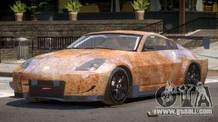 Nissan 350Z GT-Sport PJ1 for GTA 4