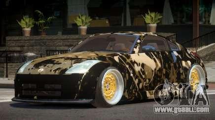 Nissan 350Z LT PJ5 for GTA 4