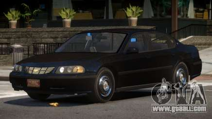 Chevrolet Impala Spec for GTA 4