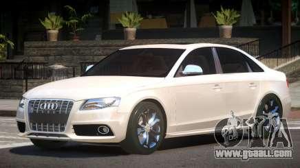 Audi S4 V2.1 for GTA 4