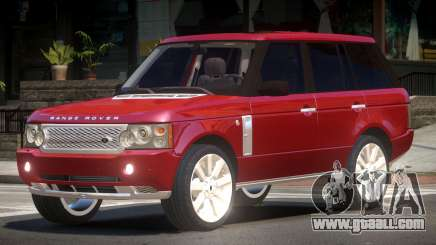 Range Rover Supercharged Edit for GTA 4