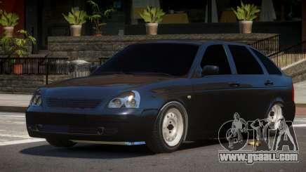 Lada Priora SE for GTA 4