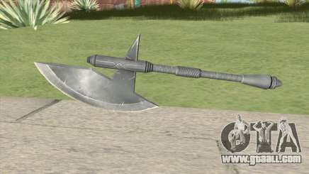 Big Axe for GTA San Andreas