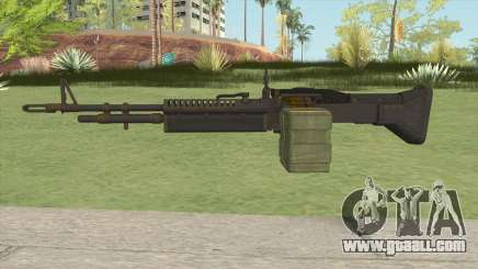 M60 Machine Gun (Rising Storm 2: Vietnam) for GTA San Andreas
