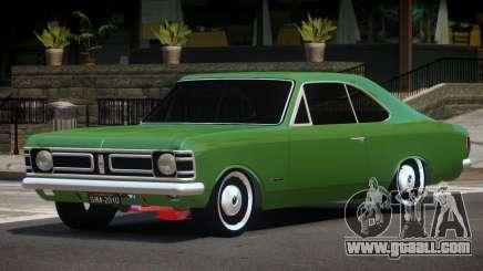 Chevrolet Opala V1.0 for GTA 4