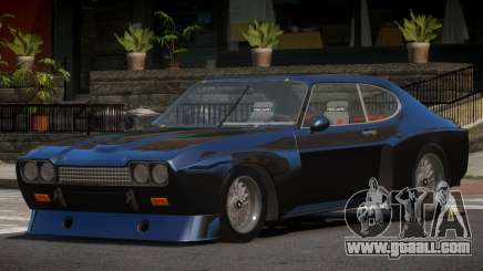 Ford Capri RS Tuned for GTA 4