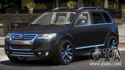 Volkswagen Touareg ST for GTA 4