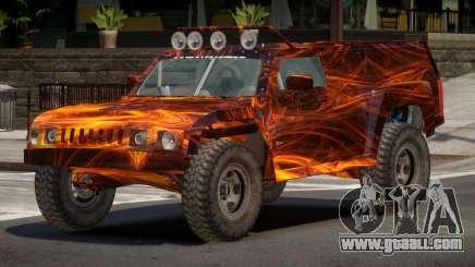 Hummer H3 Edit PJ1 for GTA 4