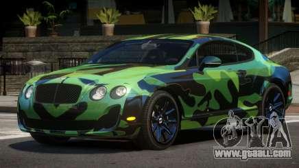 Bentley Continental Tuned PJ3 for GTA 4