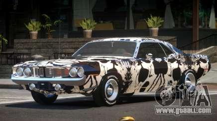 Plymouth Hemi Cuda STI PJ3 for GTA 4