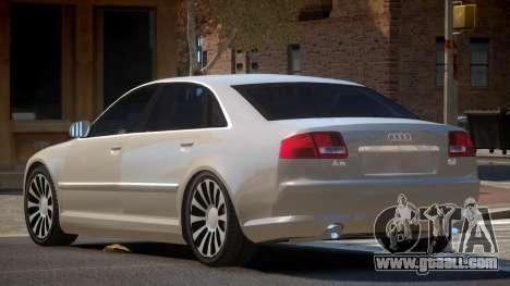 Audi A8 V2.3 for GTA 4