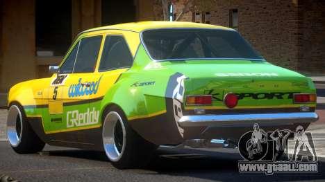Ford Escort GT PJ4 for GTA 4