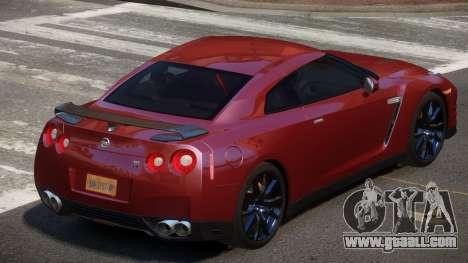 Nissan GT-R Qz for GTA 4