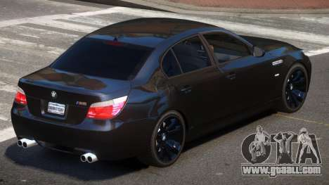 BMW M5 E60 LS for GTA 4