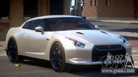 Nissan GTR R35 L-Tuned for GTA 4