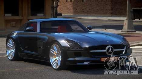 Mercedes Benz SLS LT for GTA 4